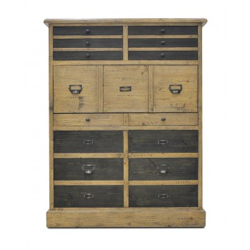 TWO TONE MEDIUM BUREAU
