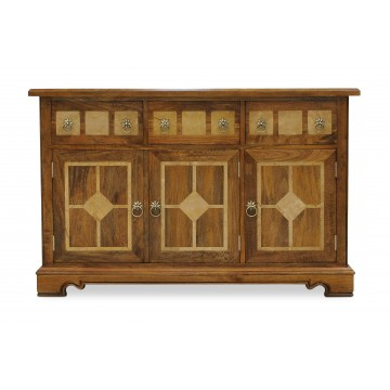 MEDIUM SIDEBOARD WITH FLAGSTONE TOP