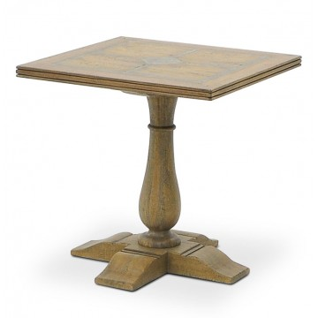 SQUARE LAMP TABLE