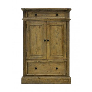 DRESSING CHEST 2DR 2DWR