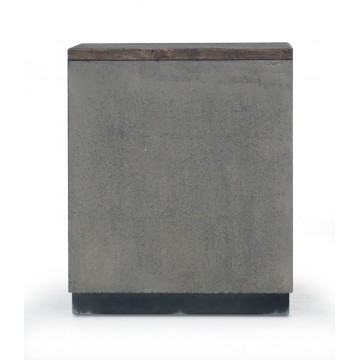 PLAIN BLOCK STOOL